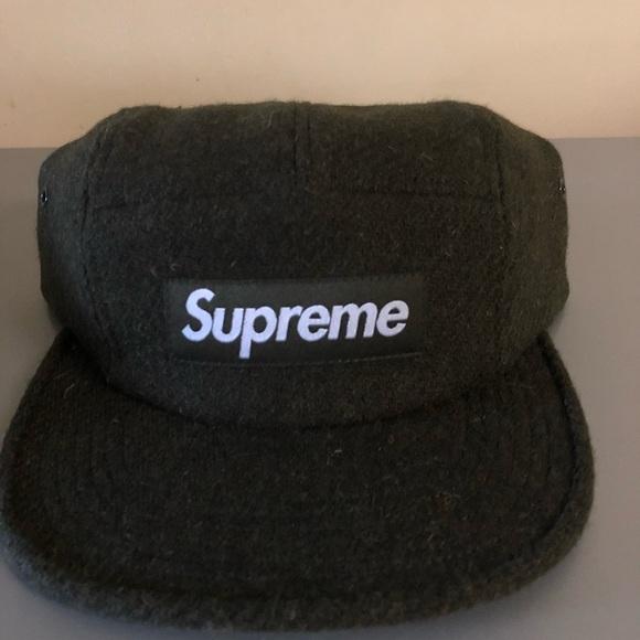 2716b14b384 Supreme wool hat. NWT. Supreme.  90  0. Size